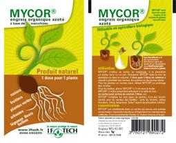 2- Conseils d'application de l'engrais naturel bio Mycor